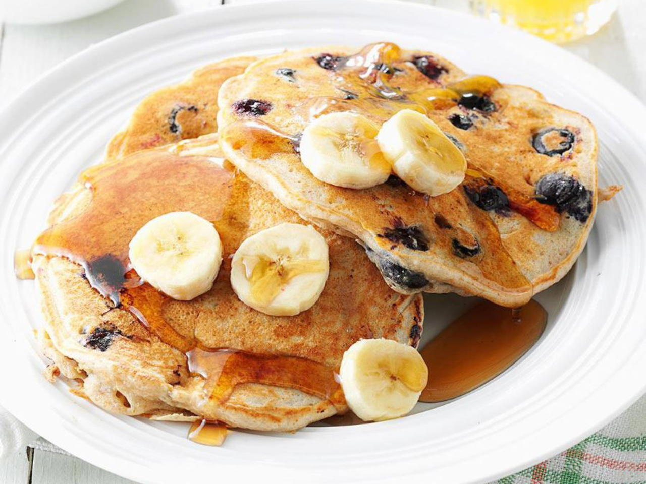 Resep Pancake Pisang No Bantet Dan Tidak Amis