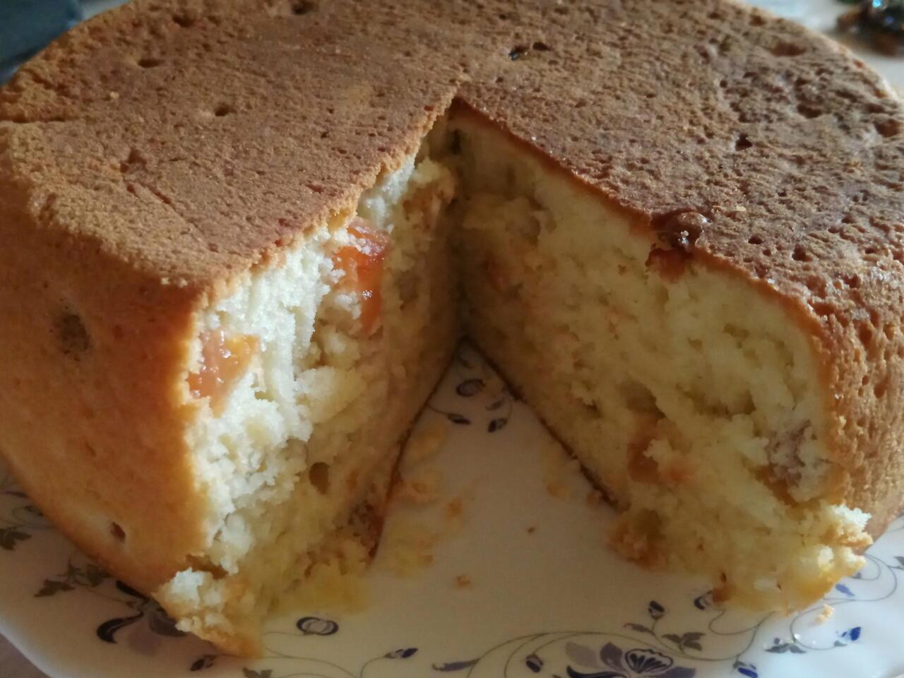 себе левую воздушный пирог на кефире рецепт с фото того