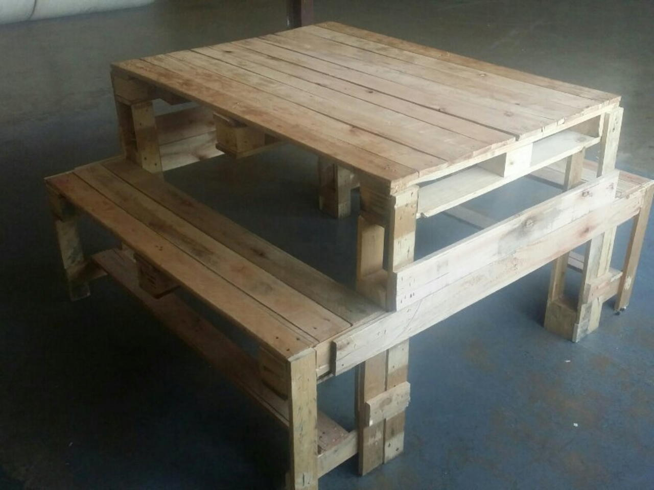 23 Tutorials For Pallet Projects How To Make Woodwork