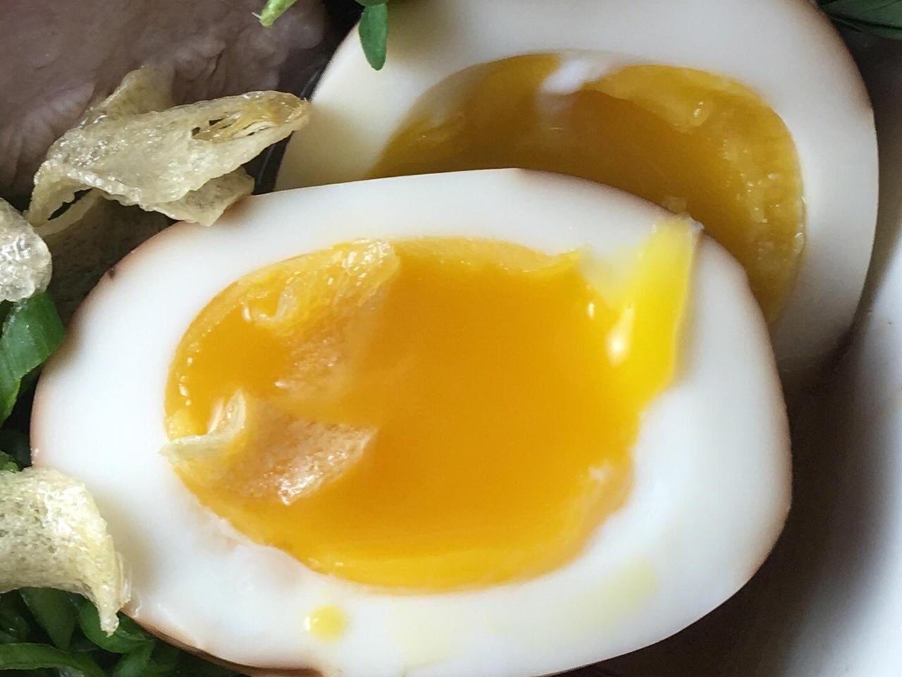 Ramen Eggs (ajitsuke Tamago)