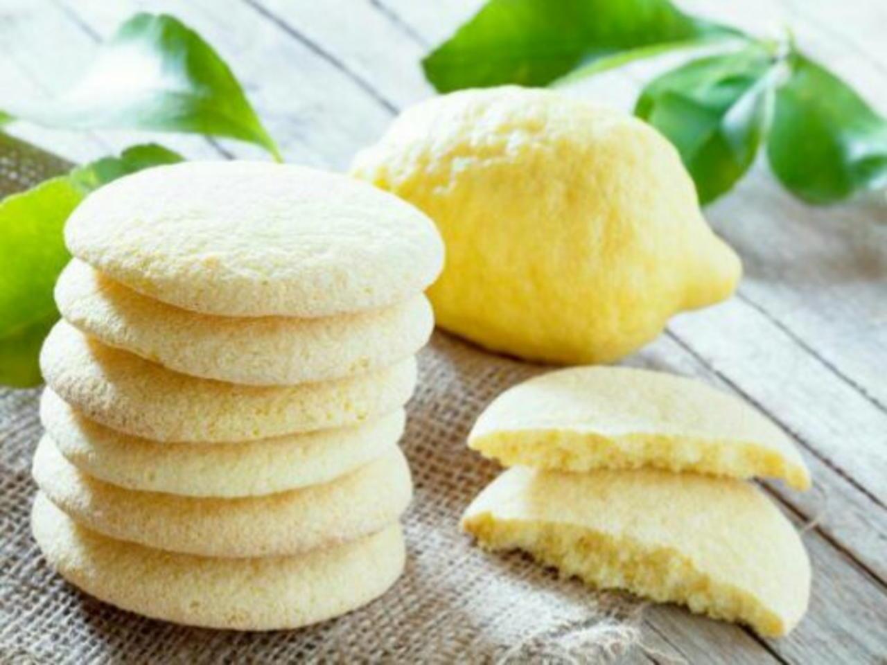 Resultado de imagen para galletas de limon
