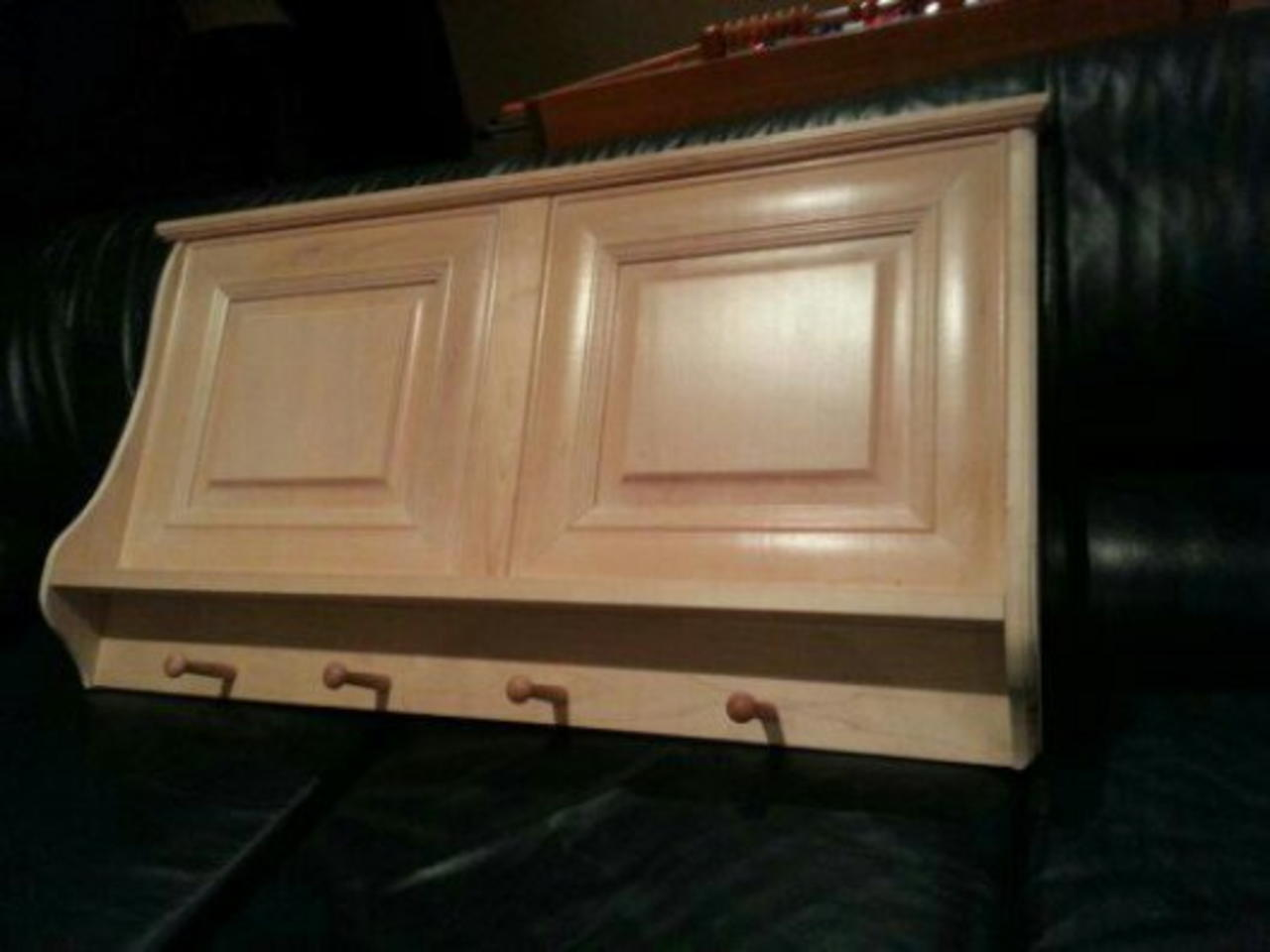 Recycled Kitchen Cabinet Doors Take 2