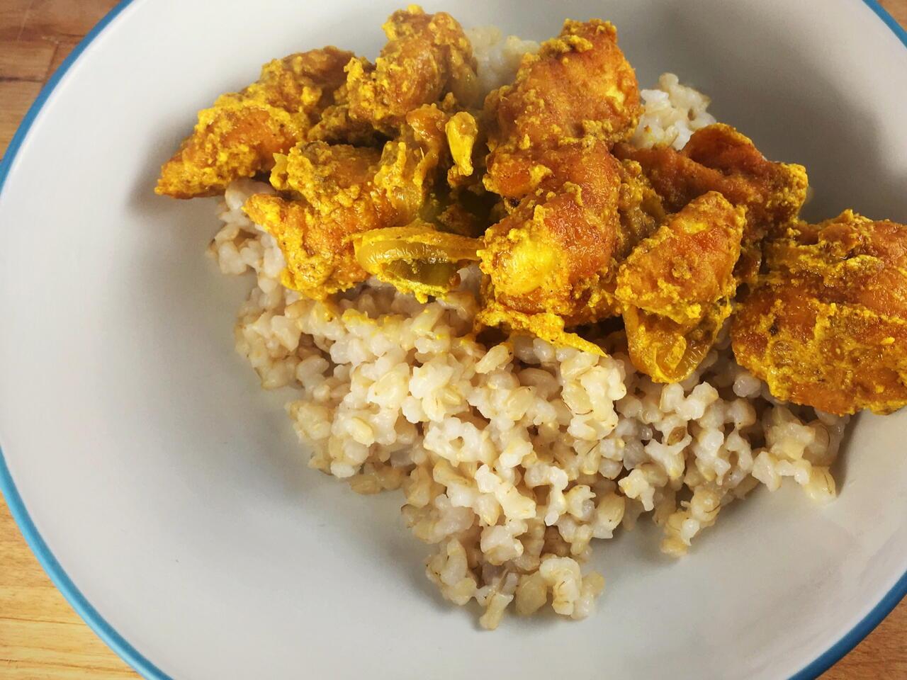 Andhra Chicken 65