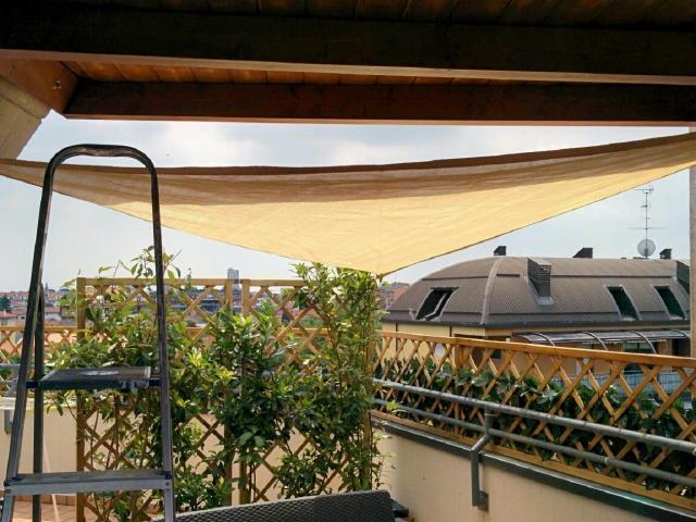 Tenda anti sole vento video tutorial da luca - Costruire casa da soli ...
