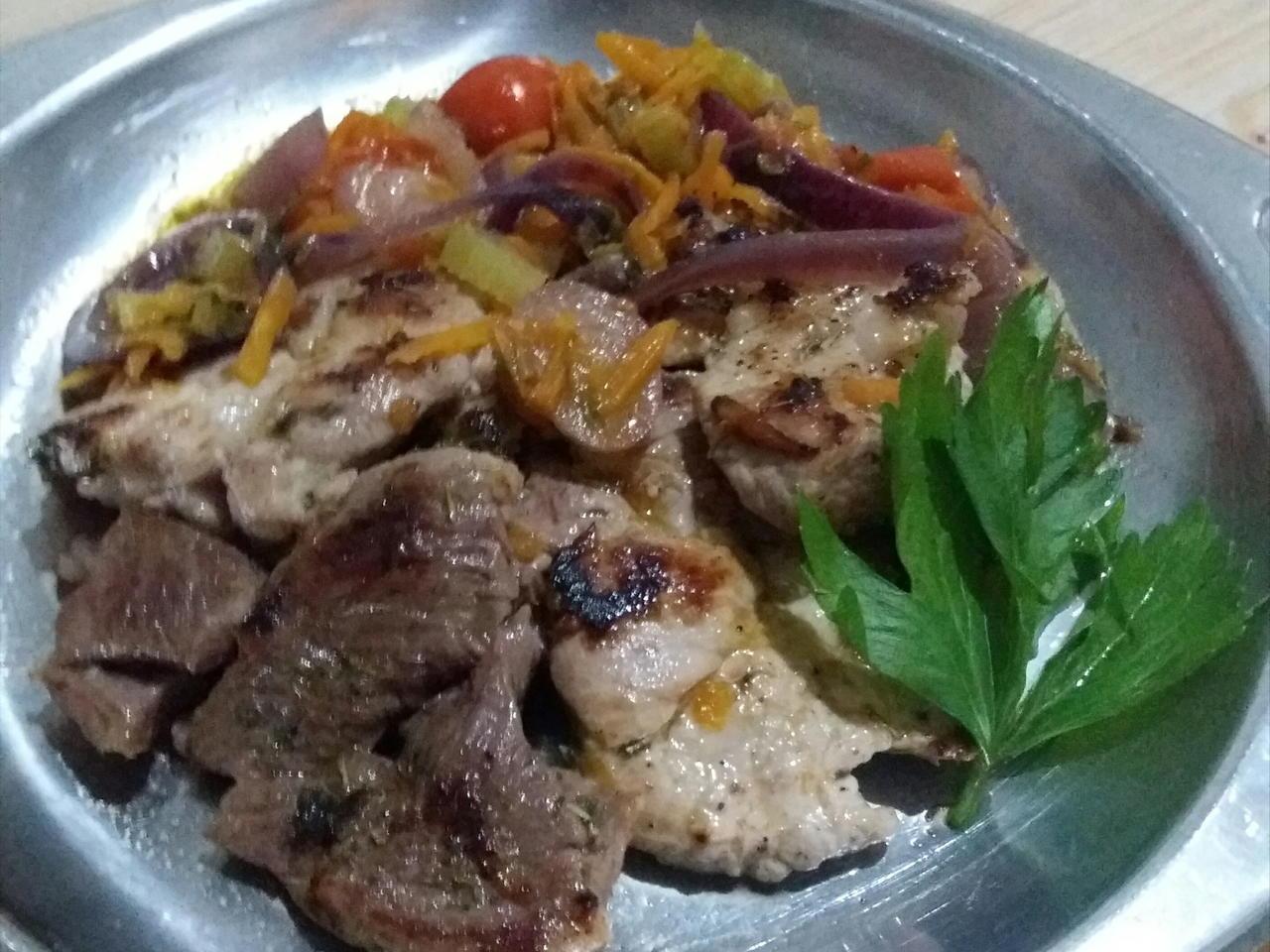 Ricetta di petta sezzida video di sdedde craftlog for Cucinare x celiaci