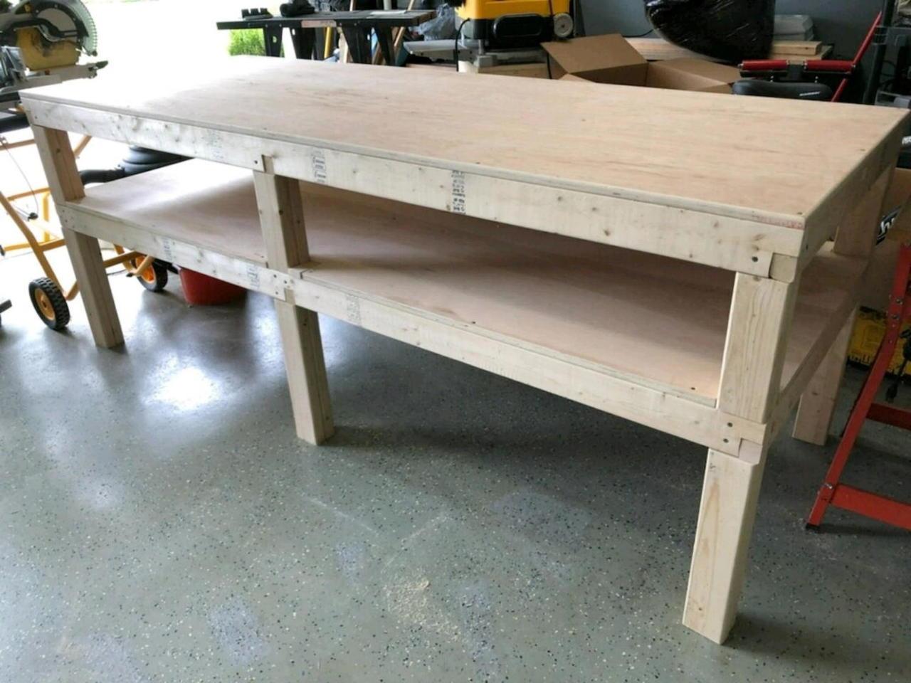 Pleasing 21 Tutorials Of 2X4 Bench How To Make Woodwork Creativecarmelina Interior Chair Design Creativecarmelinacom
